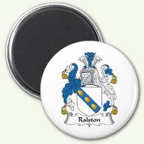 Ralston Family Crest Magnet