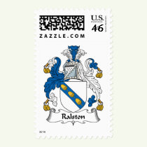 Ralston Family Crest Stamps