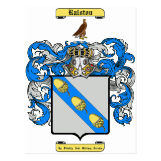 Ralston Postcard