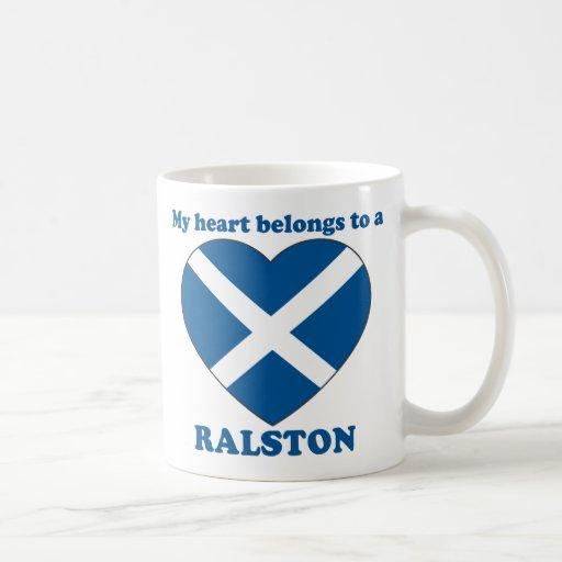 Ralston Tazas De Café