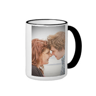 Ralu & Zach engagement mug