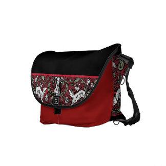 Ram and Wolves Messenger Bag