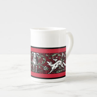 Ram and Wolves Tea Cup