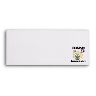 RAM Anorexia Envelope