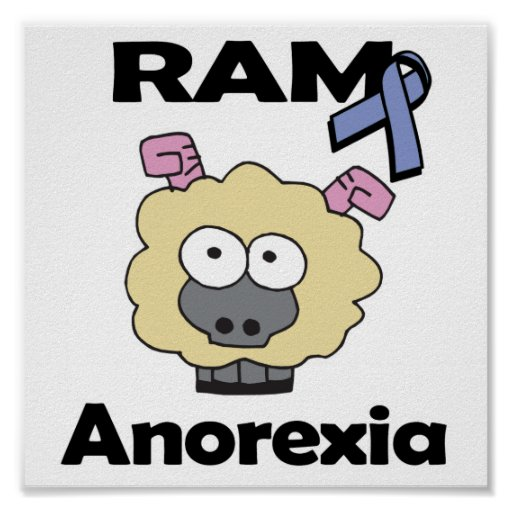 RAM Anorexia Poster