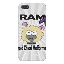 RAM Arnold Chiari Malformation Cover For iPhone SE/5/5s