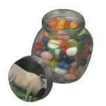 Ram by Niko Pirosmani Jelly Belly Candy Jar