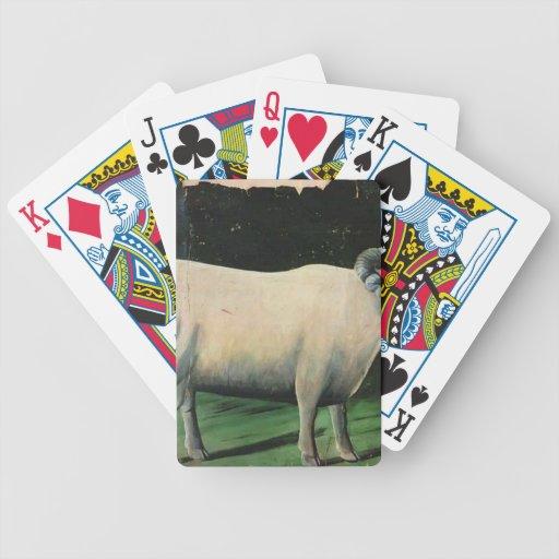 Ram by Niko Pirosmani Poker Deck