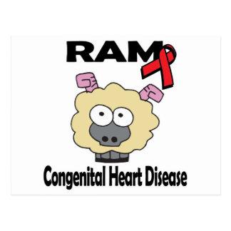 RAM Congenital Heart Disease Postcard