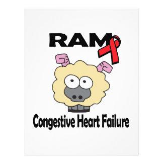 "RAM Congestive Heart Failure 8.5"" X 11"" Flyer"