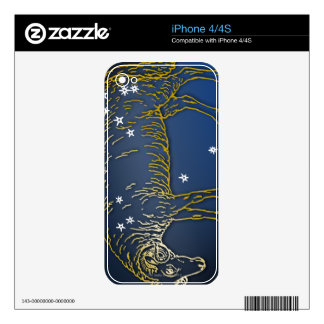 Ram Decals For iPhone 4