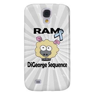 RAM DiGeorge Sequence Samsung Galaxy S4 Case