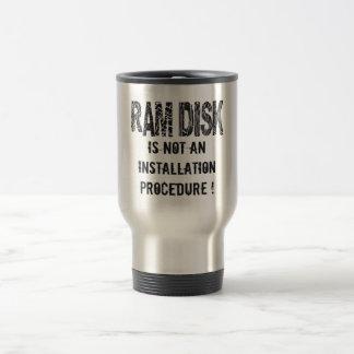 Ram Disk Travel Mug