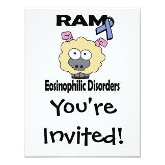 RAM Eosinophilic Disorders Card