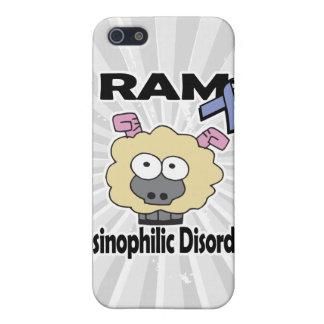 RAM Eosinophilic Disorders iPhone 5/5S Case