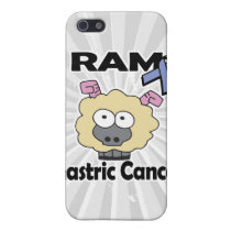 RAM Gastric Cancer Case For iPhone SE/5/5s