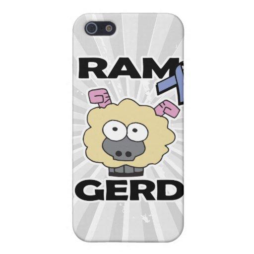 RAM GERD iPhone 5 COVER
