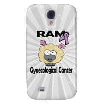 RAM Gynecological Cancer Samsung Galaxy S4 Cover