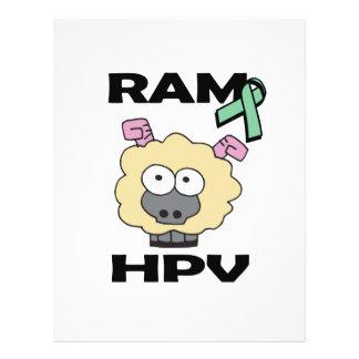 "RAM HPV FOLLETO 8.5"" X 11"""