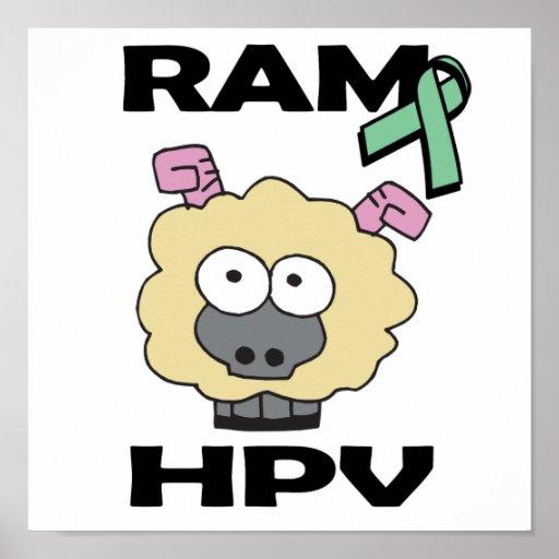 RAM HPV PÓSTER
