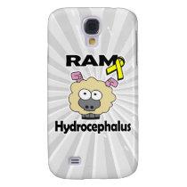 RAM Hydrocephalus Samsung Galaxy S4 Case
