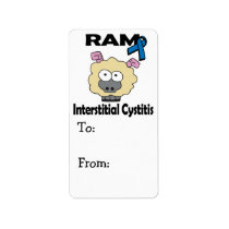 RAM Interstitial Cystitis Label