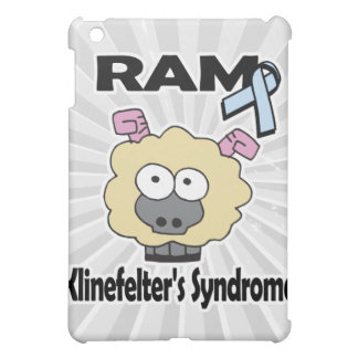 RAM Klinefelters Syndrome iPad Mini Cover