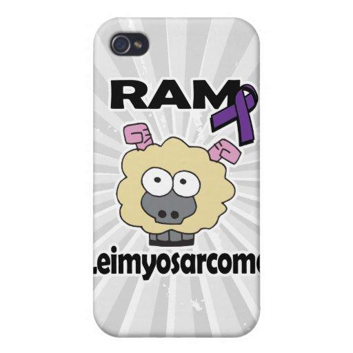 RAM Leimyosarcoma Cases For iPhone 4