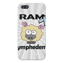 RAM Lymphedema Case For iPhone SE/5/5s