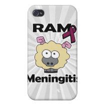 RAM Meningitis Case For iPhone 4