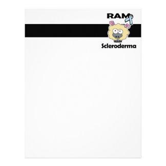 RAM Scleroderma Letterhead