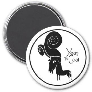 Ram Sheep or Goat Year - Magnet
