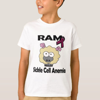 RAM Sickle Cell Anemia T-Shirt