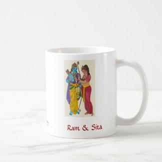 Ram & Sita Coffee Mug