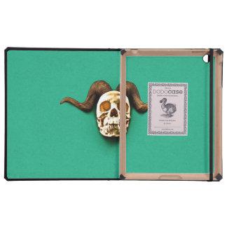 Ram Skull iPad Case