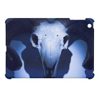 Ram Skull, Santa Fe, New Mexico. USA Cover For The iPad Mini