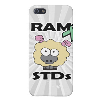 RAM STDs iPhone 5 Case