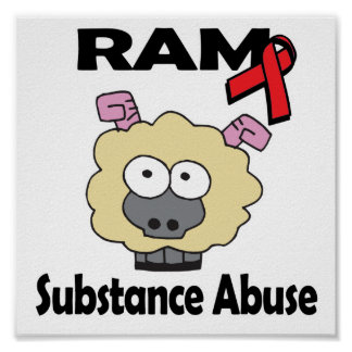 RAM Substance Abuse Poster