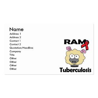 RAM Tuberculosis Business Card Template