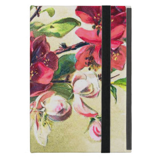 Rama de árbol de florecimiento de la primavera iPad mini protectores