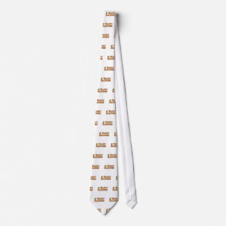 Rama de árbol del búho del feliz Halloween Corbata Personalizada