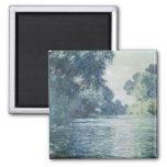 Rama de Claude Monet el | del Sena cerca de Imán Cuadrado