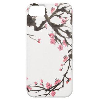 rama de la flor de cerezo del iPhone 5 iPhone 5 Case-Mate Protector