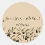 Rama de olivo: Un tacto toscano