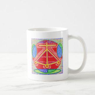 RAMA - Karuna Reiki Healing Sign by Navin Joshi Coffee Mug