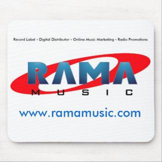Rama Music Mouse Pad