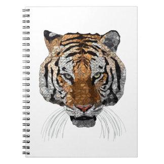 Rama the Tiger Notebook