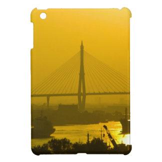 Rama VIII Bridge Bangkok Sunset Case For The iPad Mini