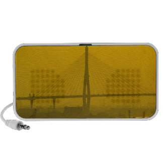 Rama VIII Bridge Bangkok Sunset Mini Speakers