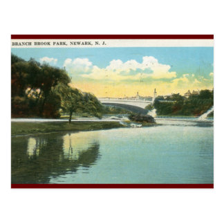Rama vintage de Brook Park, Newark NJ Postal